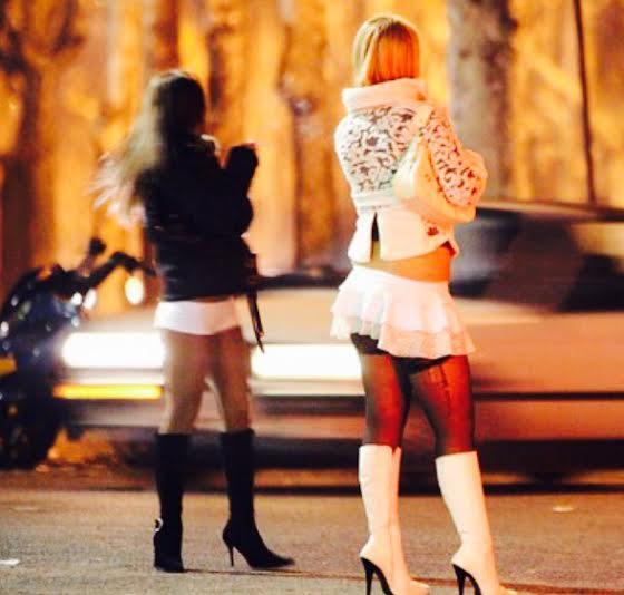 Prostitution in san diego